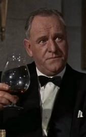 Sir Miles Messervy