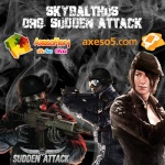 Organizador del Mes - Sudden Attack 161-27