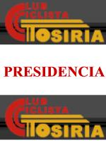 Jose Presidente