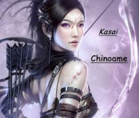Chinoame Kasai