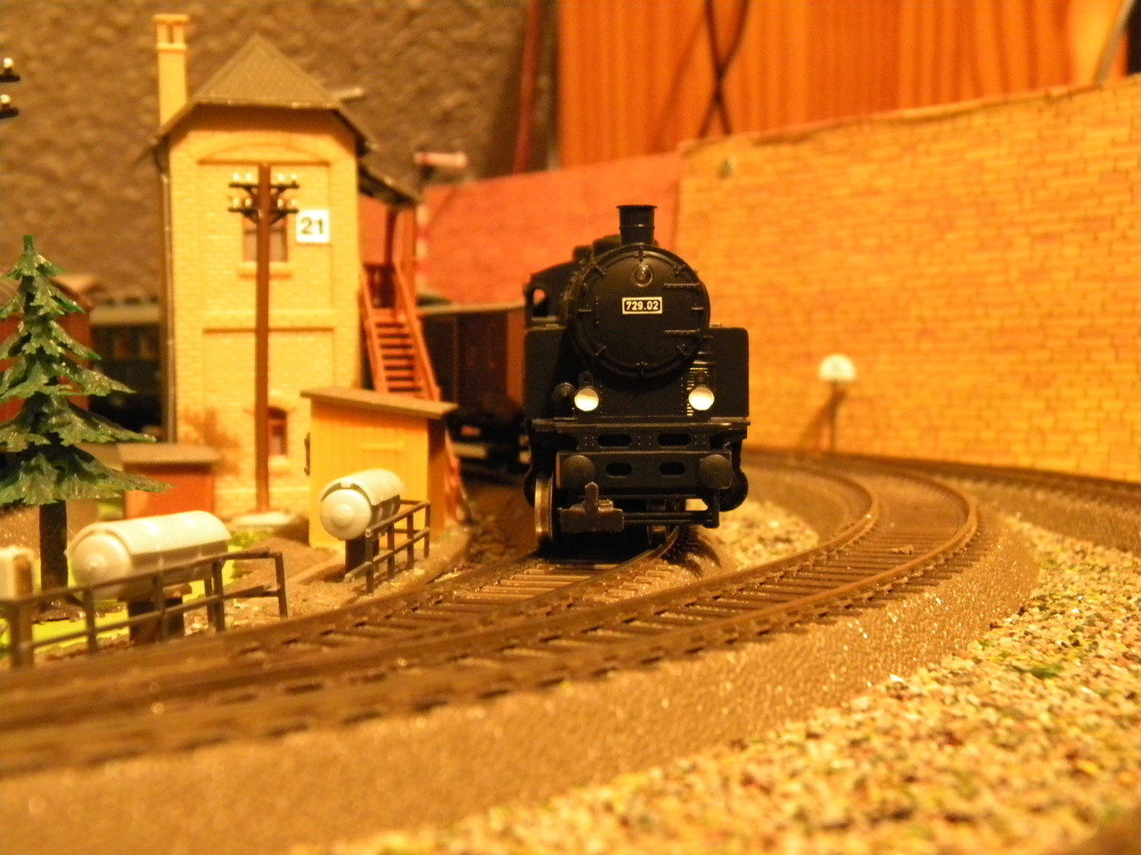 Kleinbahn 384 D-Zugwagen 1910 grün 00139