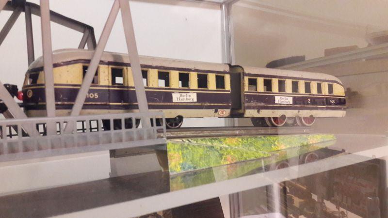 DAS WAR die internationale historische Modellbahnausstellung in Berlin, 2017 13711