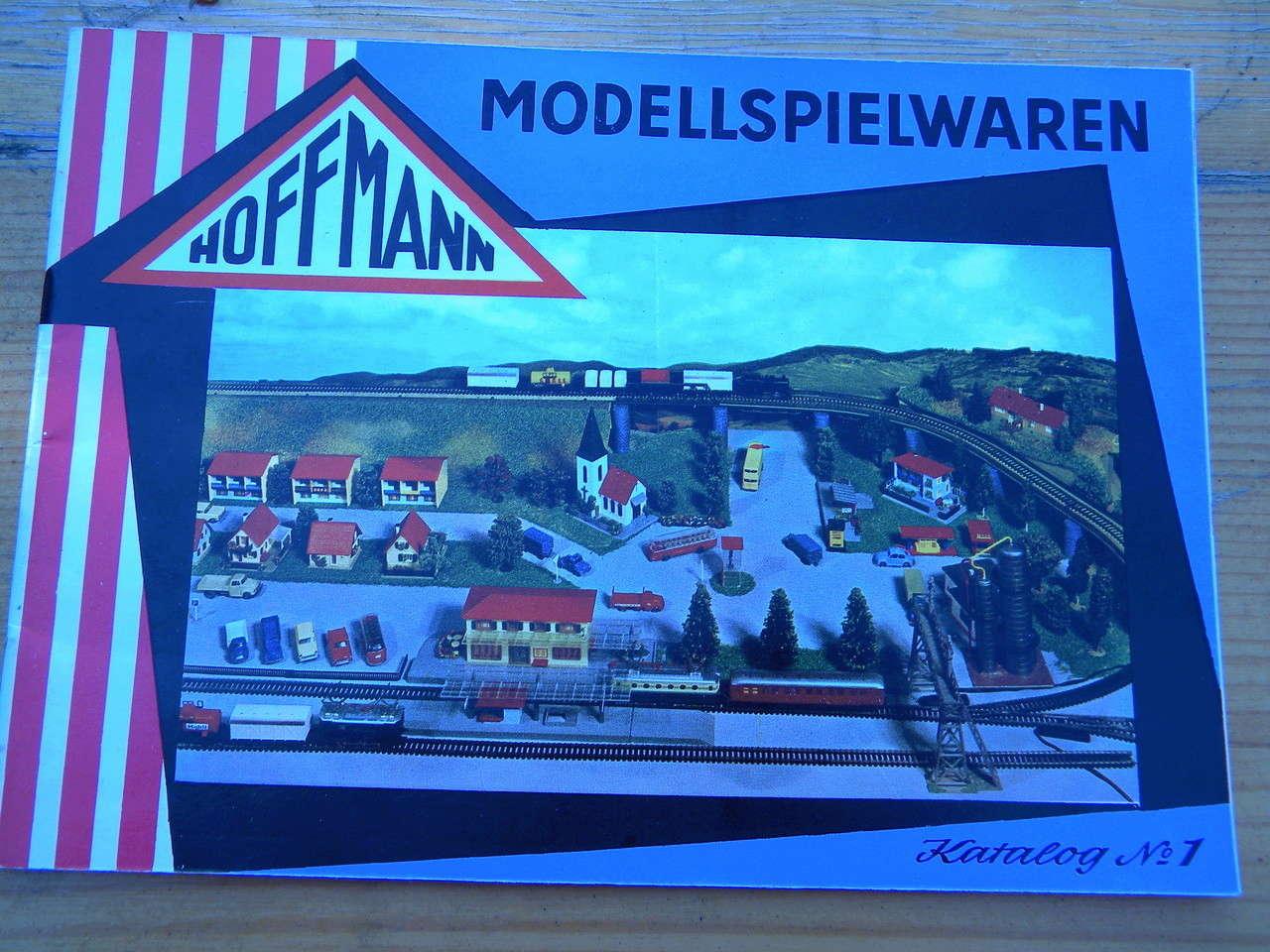 Hoffmann Katalog No. 1 aus 1961 Dscn3610