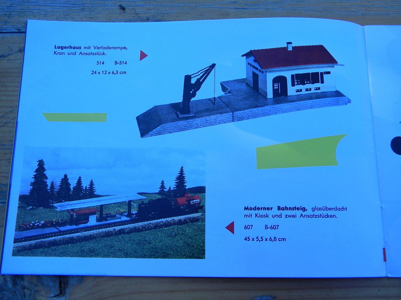 Hoffmann Katalog No. 1 aus 1961 Dscn3617