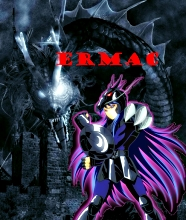 Ermac Dragao Negro