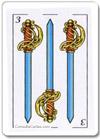 Tres espadas