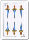 Seis espadas