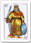 Rey espadas