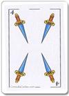Cuatro espadas