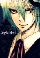 Crystal devil