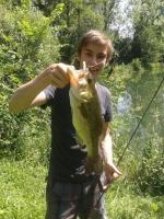 Alex Fishing