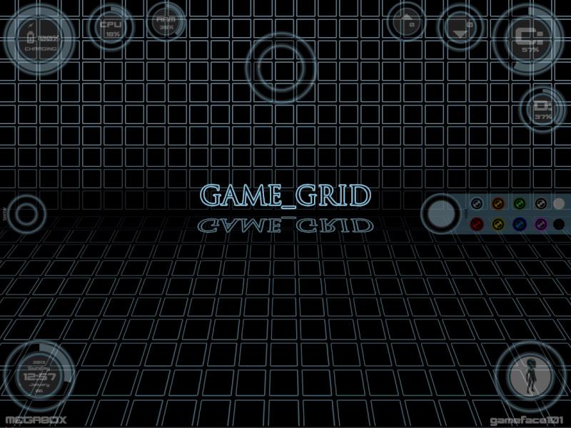 GAME GRID (Rainmeter Skin) Transp11_800x600