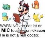 Dr. Mic