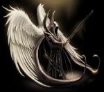 l ange-noir