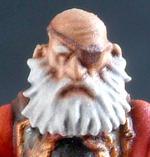 Le snot à barbe