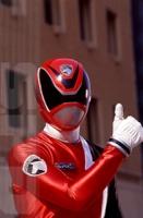 Mr Red Ranger