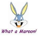 Maroon slays