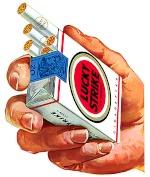Gary Tranquill's cig