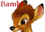 Bambi Of Disney