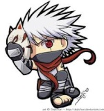kakashi The Anbu