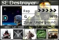 SE Destroyer