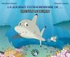 « Quentin est un jeune requin pointes noires joyeux et optimiste. En attendant un grand événement, il se promène tranquillement dans la mer. Après une rencontre avec son cousin Séraphin, il va faire la connaissance de Hani, un poisson-flûte rigolo. Quentin va vivre une journée pleine de surprises, une journée extraordinaire ! »  Texte : Marylène Mouret Illustrations : Steeven Labeau - http://www.steevenlabeau.net Éditeur : La Planète de Quentin - https://www.laplanetedequentin.fr  Date de parution : juin 2018 Langue : Français  Dimensions : 21 cm x 17 cm Format : relié, couverture souple Pages : 36  ISBN-13 / EAN-13 : 9782956301301   Prix de vente : 9,95€ Disponible sur le site de l'éditeur : https://www.laplanetedequentin.fr/produit/la-journee-extraordinaire-de-quentin-le-requin