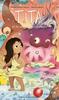 « Tahiti court un grand danger : les couleurs de l'île sont en train de disparaître. Et la petite Tita va prendre tous les risques pour arrêter ce maléfice avant qu'il ne soit trop tard. Quitte à sauter dans l'œil d'un cyclone, s'aventurer dans le dixième ciel, et à parlementer avec les dieux... »  Texte : Ophélie Marten-Jeanroy - http://www.opheliesjourney.com Illustrations : Steeven Labeau - http://www.steevenlabeau.net Éditeur : Éditions des Mers Australes - http://www.editions-mers-australes.com  Date de parution : 17 novembre 2017 Collection : Sak'Ado Langue : Français Niveau de lecture : 6-9 ans  Dimensions : 13 cm x 22 cm Format : broché, couverture souple à rabats Pages : 88  ISBN-13 / EAN-13 : 9782905808684  Prix de vente : 11€