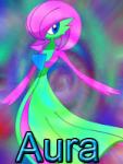 aura the hedgehog