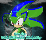 Shadic The Hedgehog