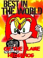 Oz-The-Flame-Hedgehog