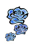 les roses bleues editions