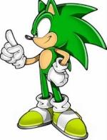 Shinok The Hedgehog