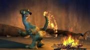 Sid quemándose la co