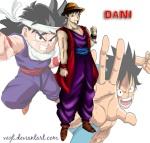 Monkey D. Dani Son Gohan