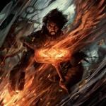 Phoenix, God-King of Fire