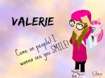 Lil Miss Valerie