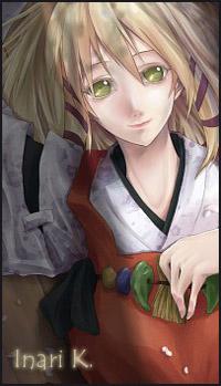 Inari Kitsune