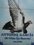 ANTONIO DE LA CARLOTA