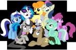 Civilian Ponies