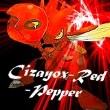 Cizayox-Red Pepper