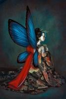 Frau Schmetterling
