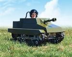 Мотя на танке