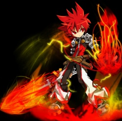 Blazing Warrior