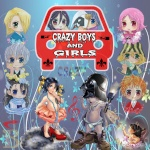 crazy boys and girls