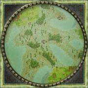Mapa Pantano