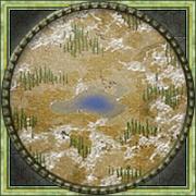 Mapa Tundra