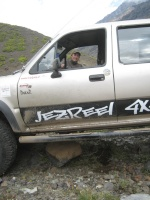 Jezreel 4x4