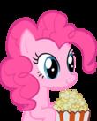 Pinkie Pie Popcorn