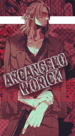 Worick Arcangelo