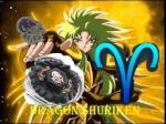 dragon shuriken